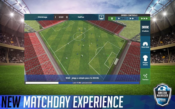 Soccer Manager 2018 MOD Money/Coins 2