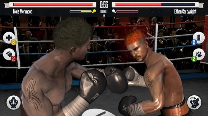 Real Boxing – Fighting Game Mod (unlimited money) APK