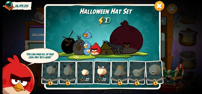Angry Birds 2 Mod (unlimited money) APK