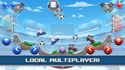 Drive Ahead! Sports Apk Mod Unlimited Golds/Coins Free on Android