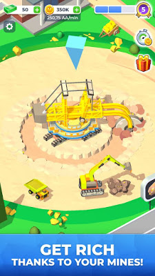Mining Inc. Apk Free Unlimited Golds/Coins on Android Game
