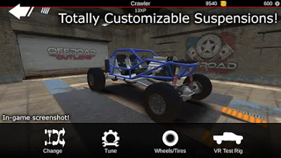Offroad outlaws Apk Free Unlimited Golds/Coins on Android Game
