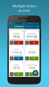 Multi Timer StopWatch v2.8.2 build 326 (Premium-Mod Extra)