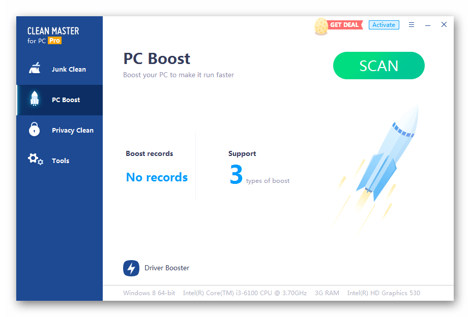 Clean Master For PC Pro 6.0 With Serial Key
