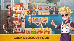 Cooking Diary: Best Tasty Restaurant & Cafe Game v1.35.0 (Mod - Currency) + Obb