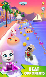 Talking Tom Jetski 2 v1.5.3.497 (Mod - Unlimited Coin)