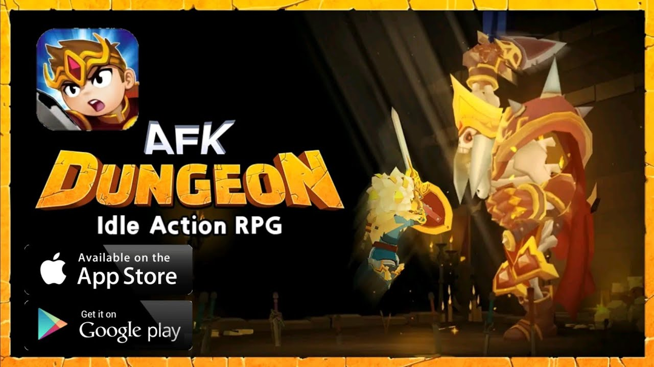AFK Dungeon: Idle Action RPG