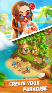 Funky Bay Farm & Adventure game v40.2.49 (Mod - enough currency)