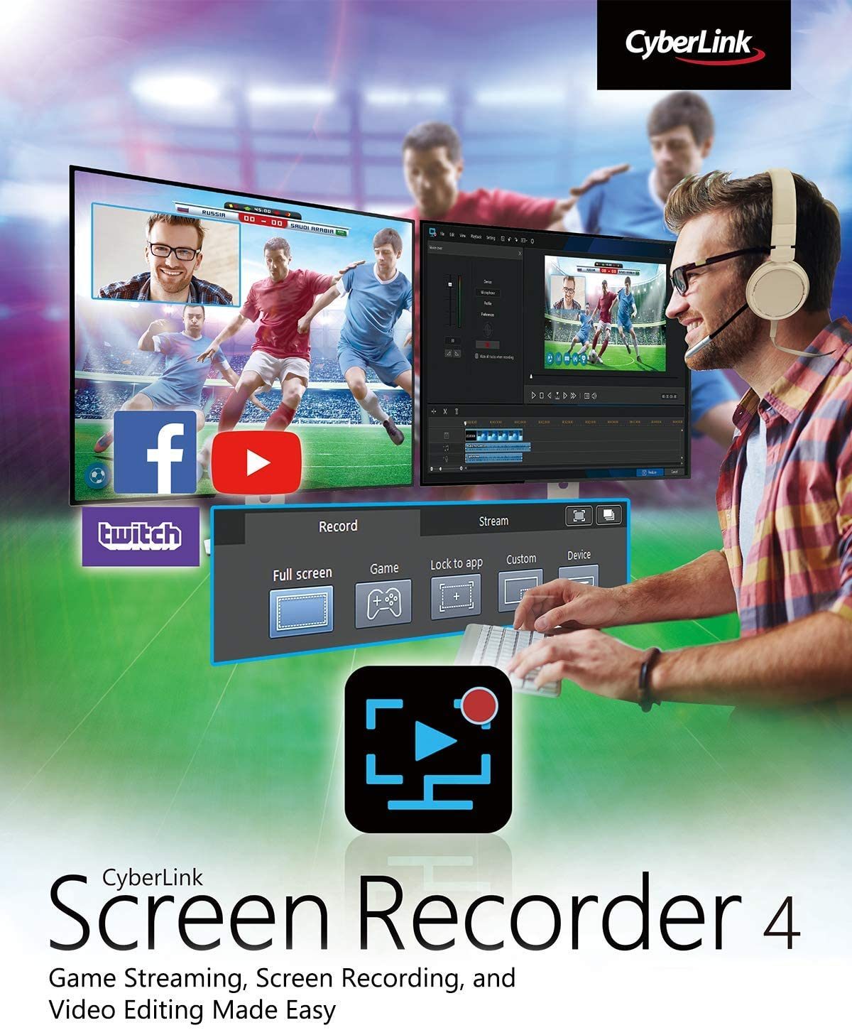 CyberLink Screen Recorder Deluxe v4 Final Patched