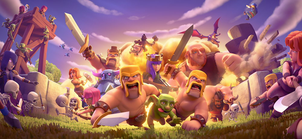 clash-of-clans-mod-unlimited-all