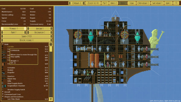 Airships: Conquer the Skies Trainer Infinite Health