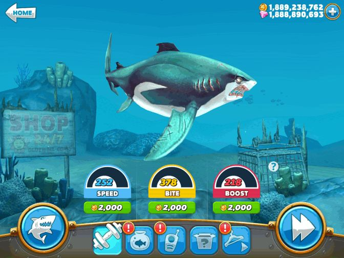 Hungry Shark World Hack and Cheats Online Generator for Android and iOS - Get Unlimited Free Gems and Gold No Survey No Pas…   World generator, Cheating, Tool hacks